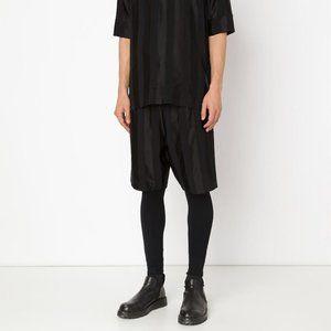 Alexandre Plokhov Striped Viscose Shorts